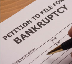 The Process Bankruptcy